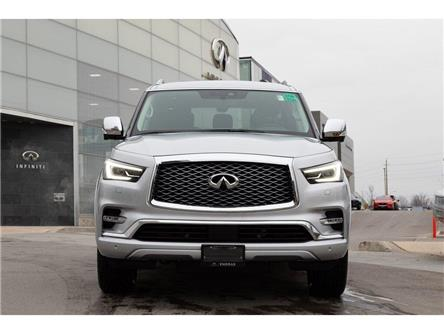 2019 Infiniti QX80 LUXE 8 Passenger (Stk: 80106) in Ajax - Image 2 of 30