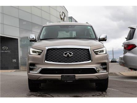 2019 Infiniti QX80 LUXE 7 Passenger (Stk: 80107) in Ajax - Image 2 of 29