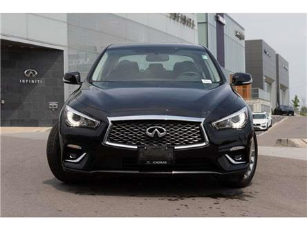 2019 Infiniti Q50 3.0t LUXE (Stk: 50547) in Ajax - Image 2 of 26
