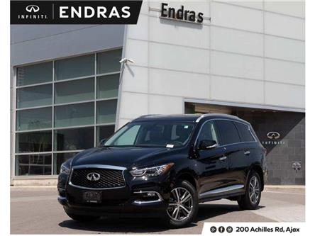 2020 Infiniti QX60 ESSENTIAL (Stk: 60645) in Ajax - Image 1 of 27
