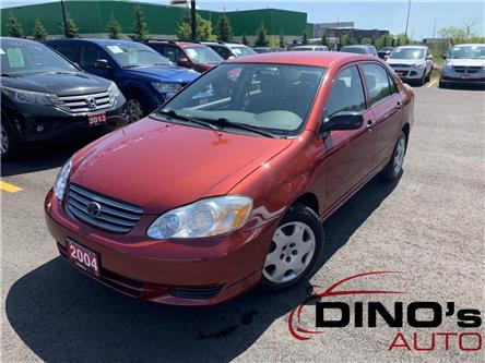 2004 Toyota Corolla  (Stk: 834510) in Orleans - Image 1 of 20