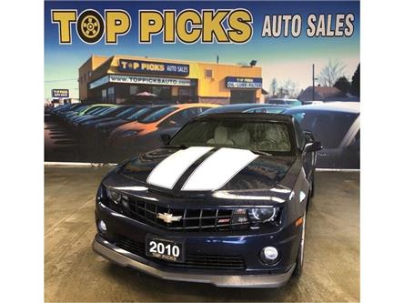 2010 Chevrolet Camaro SS (Stk: 146753) in NORTH BAY - Image 1 of 22