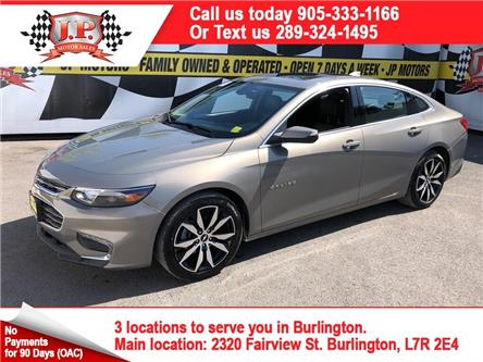 2017 Chevrolet Malibu 1LT (Stk: 47472) in Burlington - Image 1 of 27