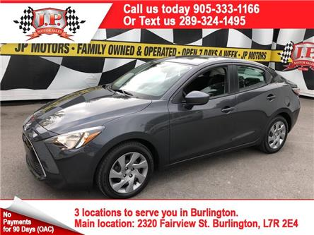 2016 Toyota Yaris  (Stk: 47638) in Burlington - Image 1 of 20