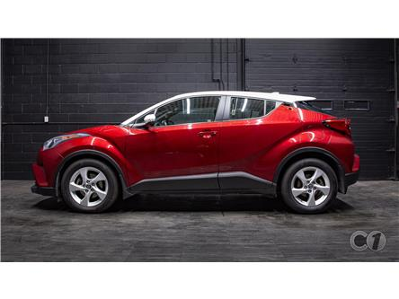 2018 Toyota C-HR XLE (Stk: CB19-347) in Kingston - Image 1 of 35