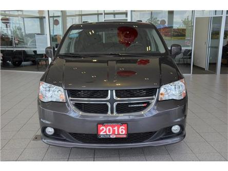 2016 Dodge Grand Caravan Crew (Stk: 378851) in Milton - Image 2 of 34
