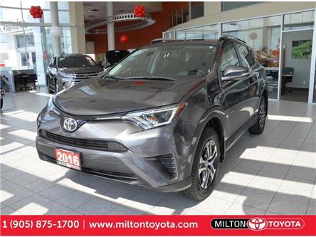 2016 Toyota RAV4  (Stk: 508059) in Milton - Image 1 of 35