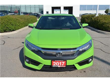 2017 Honda Civic Touring (Stk: 452285) in Milton - Image 2 of 19