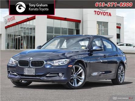 2014 BMW 320i xDrive (Stk: 89701A) in Ottawa - Image 1 of 28