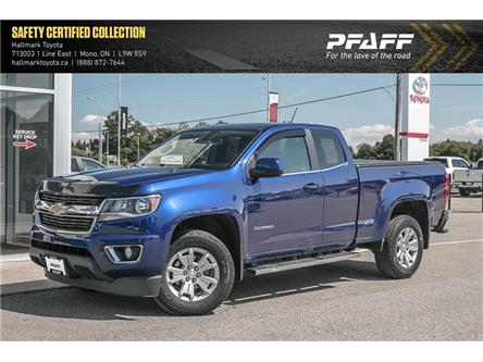 2016 Chevrolet Colorado Extended 4x2 LT (Stk: H19610A) in Orangeville - Image 1 of 17