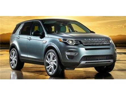2019 Land Rover Discovery Sport SE (Stk: R0877) in Ajax - Image 1 of 2