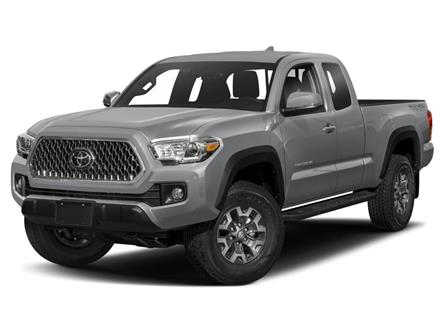 2019 Toyota Tacoma 4x4 Access Cab V6 SR5 6A (Stk: H19624) in Orangeville - Image 1 of 9