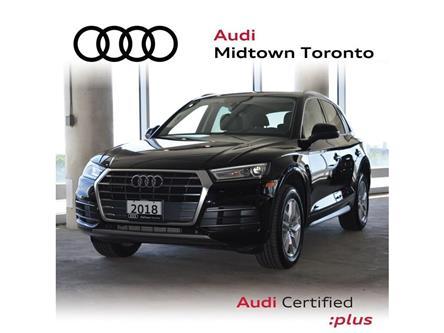2018 Audi Q5 2.0T Komfort (Stk: P7380) in Toronto - Image 1 of 27