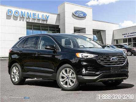 2019 Ford Edge Titanium (Stk: DS1561) in Ottawa - Image 1 of 30