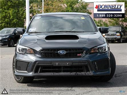 2018 Subaru WRX STI  (Stk: PLDS1374A) in Ottawa - Image 2 of 29