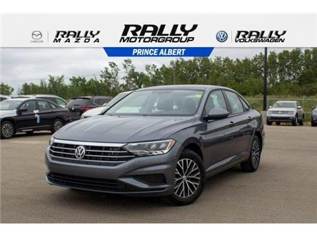 2019 Volkswagen Jetta 1.4 TSI Highline (Stk: V967) in Prince Albert - Image 1 of 11
