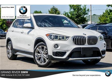 2018 BMW X1 xDrive28i (Stk: 34317A) in Kitchener - Image 1 of 22