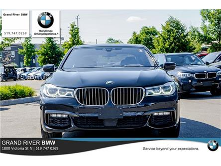 2016 BMW 750i xDrive (Stk: PW4977) in Kitchener - Image 2 of 22
