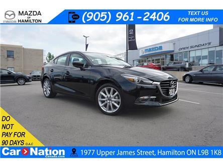 2018 Mazda Mazda3 GT | SUNROOF | REAR CAM | 6 SPEED (Stk: HN1579/1) in Hamilton - Image 1 of 32