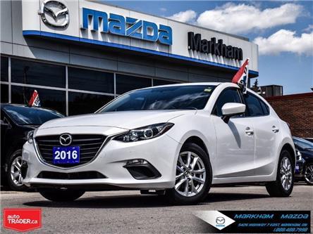2016 Mazda Mazda3 Sport GS (Stk: D5190688A) in Markham - Image 1 of 29