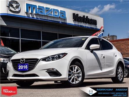 2016 Mazda Mazda3 Sport GS (Stk: P1894) in Markham - Image 1 of 29
