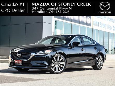 2018 Mazda MAZDA6 Signature (Stk: SU1352) in Hamilton - Image 1 of 23