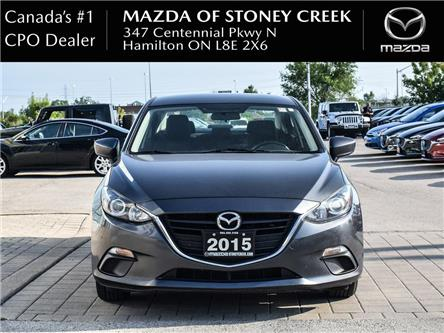2015 Mazda Mazda3 GX (Stk: SU1343) in Hamilton - Image 2 of 20