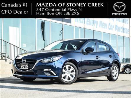 2015 Mazda Mazda3 Sport GX (Stk: SU1341) in Hamilton - Image 1 of 20