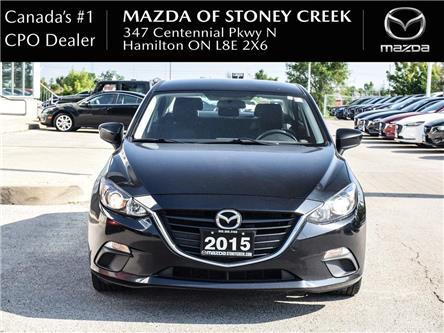 2015 Mazda Mazda3 GX (Stk: SU1337) in Hamilton - Image 2 of 19