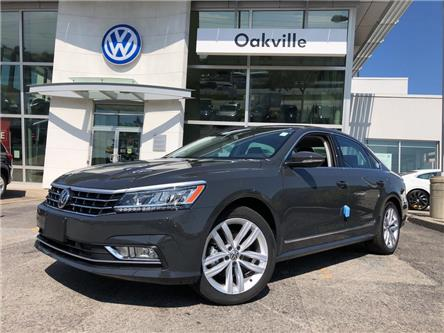 2018 Volkswagen Passat 2.0 TSI Highline (Stk: 20305D) in Oakville - Image 1 of 20
