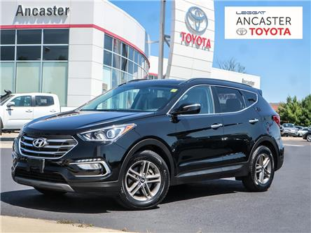 2018 Hyundai Santa Fe Sport 2.4 Luxury (Stk: P111) in Ancaster - Image 1 of 30