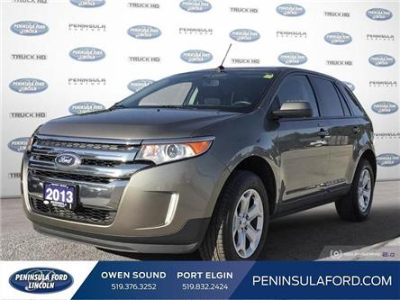 2013 Ford Edge SEL (Stk: 19ED53A) in Owen Sound - Image 1 of 25