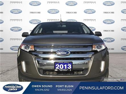 2013 Ford Edge SEL (Stk: 19ED53A) in Owen Sound - Image 2 of 25