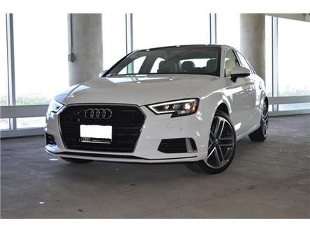 2019 Audi A3 45 Technik (Stk: AU6587) in Toronto - Image 2 of 22