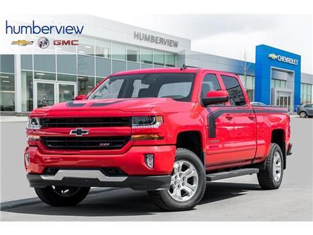 2018 Chevrolet Silverado 1500 2LT (Stk: 124751DP) in Toronto - Image 1 of 21