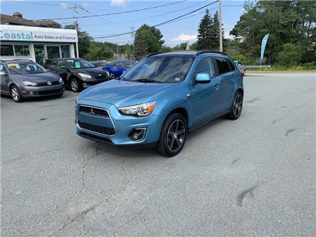 2014 Mitsubishi RVR GT (Stk: ) in Lower Sackville - Image 1 of 16