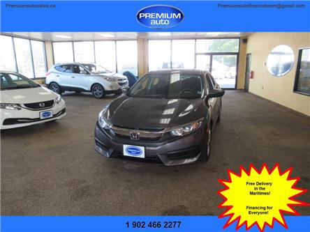 2018 Honda Civic LX (Stk: 019123) in Dartmouth - Image 1 of 20