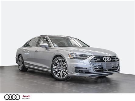 2019 Audi A8 L 55 (Stk: 52793) in Ottawa - Image 1 of 21