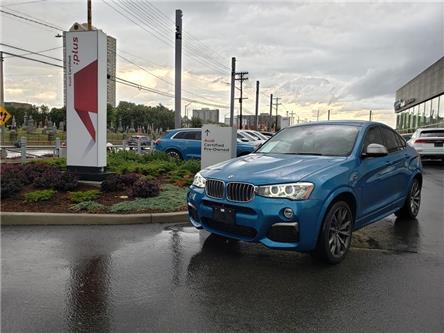 2017 BMW X4 M40i (Stk: PA588) in Ottawa - Image 1 of 4