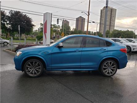 2017 BMW X4 M40i (Stk: PA588) in Ottawa - Image 2 of 4
