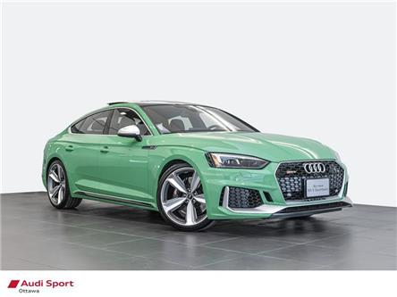 2019 Audi RS 5 2.9 (Stk: 52433) in Ottawa - Image 1 of 21