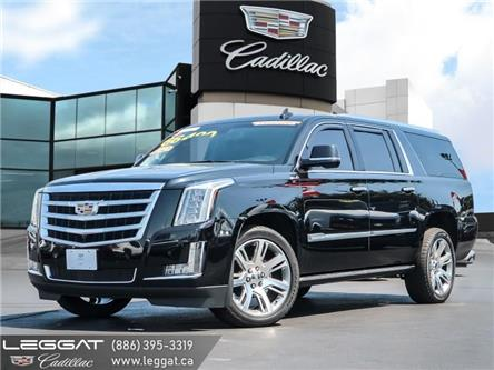 2016 Cadillac Escalade ESV Premium Collection (Stk: 5809Z) in Burlington - Image 1 of 30