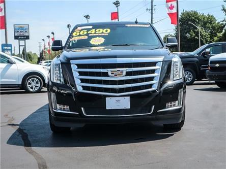 2016 Cadillac Escalade ESV Premium Collection (Stk: 5809Z) in Burlington - Image 2 of 30