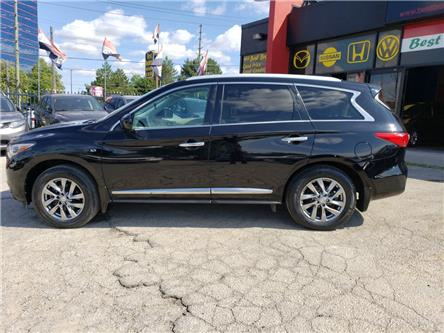 2014 Infiniti QX60 Base (Stk: 6934) in Toronto - Image 2 of 16