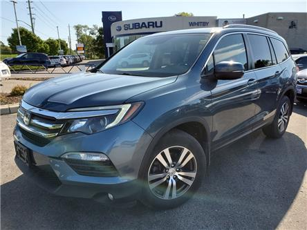 2016 Honda Pilot EX-L Navi (Stk: 20S02A) in Whitby - Image 1 of 25