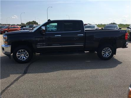 2016 Chevrolet Silverado 2500HD LTZ (Stk: PW0481) in Devon - Image 1 of 15