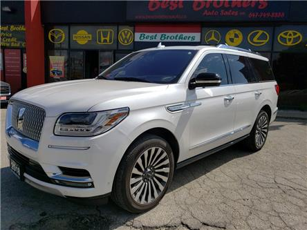 2018 Lincoln Navigator Reserve (Stk: l01912) in Toronto - Image 1 of 25