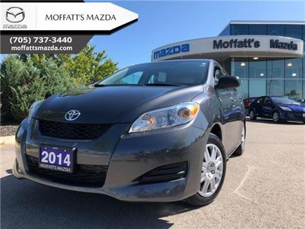 2014 Toyota Matrix Base (Stk: P6262A) in Barrie - Image 1 of 29