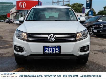 2015 Volkswagen Tiguan  (Stk: T11561) in Etobicoke - Image 2 of 26