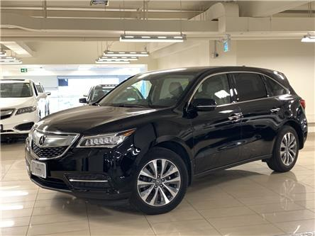 2016 Acura MDX Technology Package (Stk: AP3334) in Toronto - Image 1 of 33